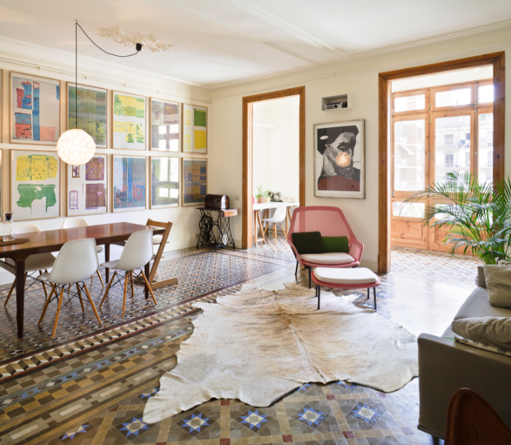 Meet Behomm, the home swap site for the design community
