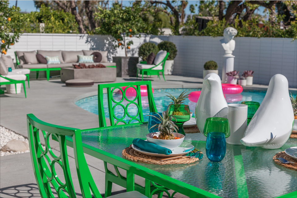 Modernism showhouse celebrates Palm Springs architecture