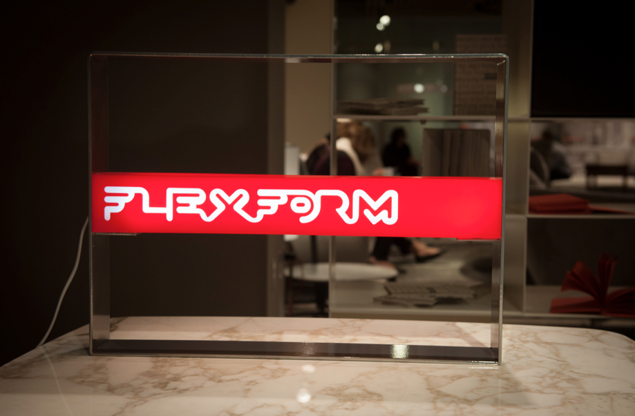 Flexform celebrates three years and future growth