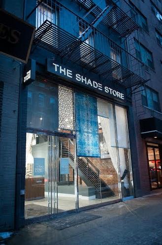 The Shade Store opens NYC flagship, welcomes design trade