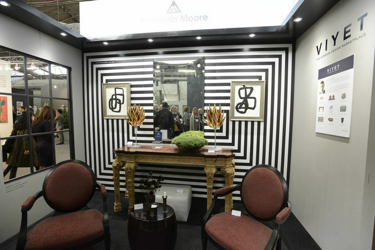 Sustainability, streamlined looks dominate AD Home Show