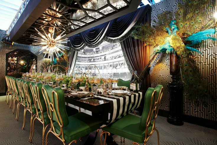 DIFFA tablescapes feature new design element: awareness