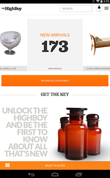 The HighBoy releases new app to make antiquing a bit easier
