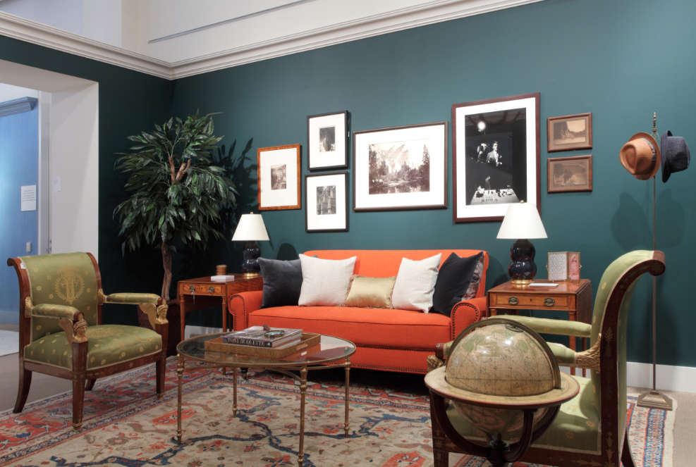 Designers take over Sotheby's for second-annual showhouse