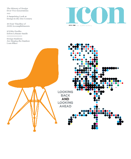 ASID redesigns and relaunches ICON magazine