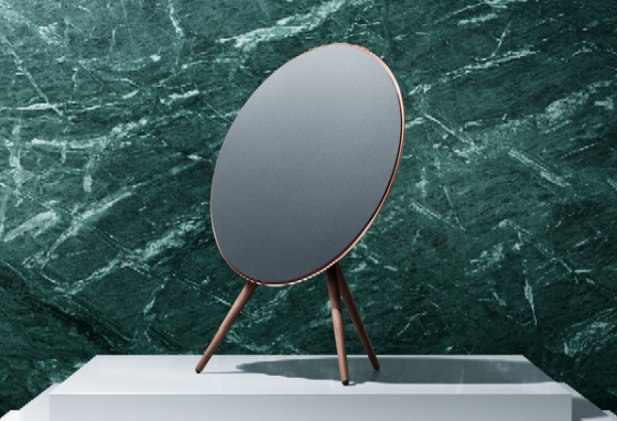 Bang & Olufsen celebrates milestone with new collection