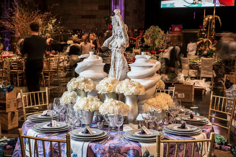 Paradise reinterpreted at Lenox Hill Spring Gala