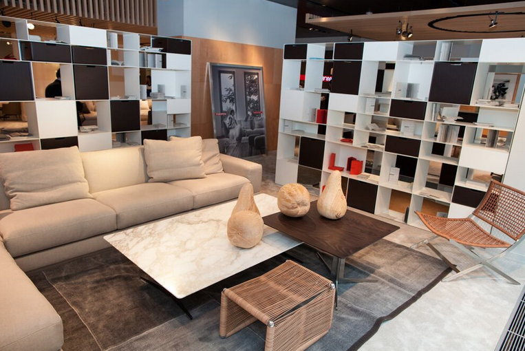Flexform debuts new collections, celebrates ICFF