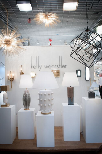 Celebration spotlights Kelly Wearstler's lighting collection