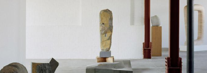 NY exhibition examines Noguchi's tools & techniques