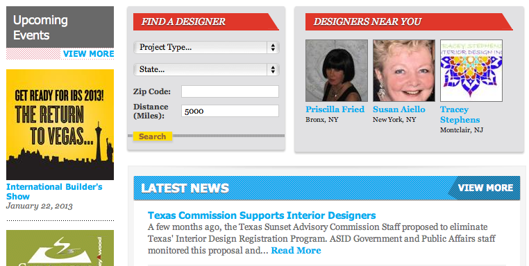 ASID launches matching service and design resources