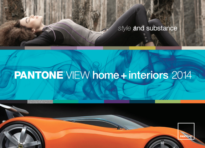 Pantone releases 2014 interior color trends