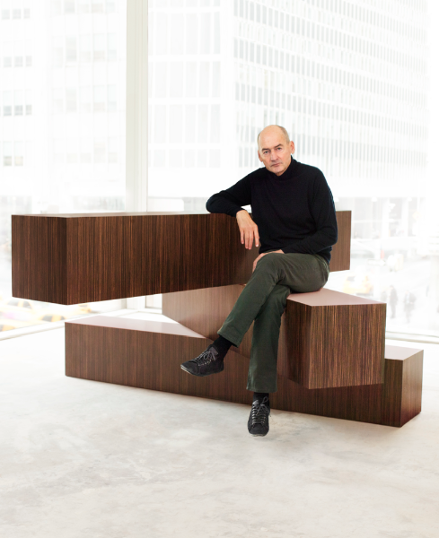 Knoll celebrates 75 years with Rem Koolhaas collection