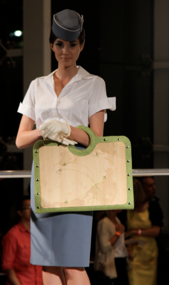 "A+D Museum presented designers' ""ultimate carry-on"" pieces"