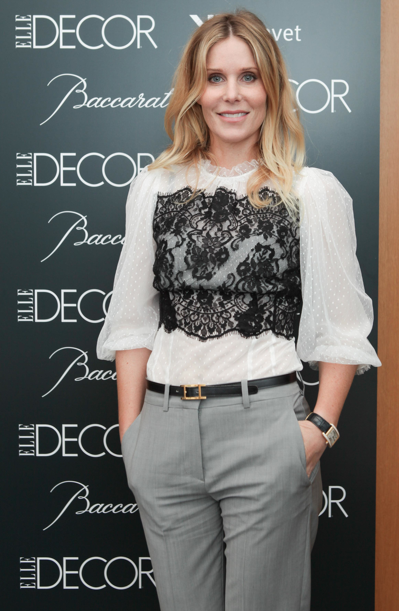 "ELLE DÉCOR unveils the 2013 ""A-Listers"" at NYC lunch"