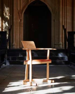 Oxford selects Barber & Osgerby to design library chair