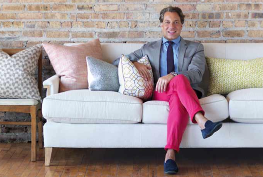 Thom Filicia the editor at large > thom filicia shares concept behind sedgwick