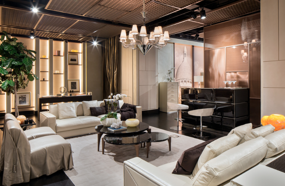 Be Used To Showcase The Fendi Casa Kitchen Collection Ambiente Cucina As Well As The Bentley Home And Heritage Collection The Showroom Displays Will