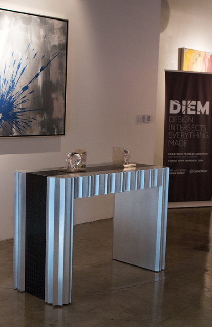 L.A. designers and showrooms create displays for DIEM