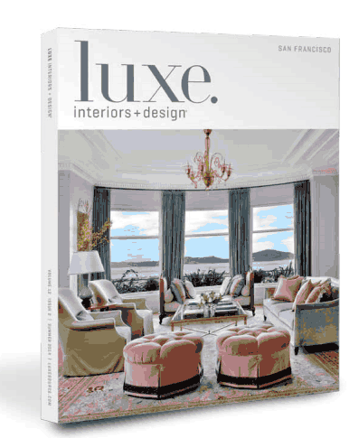 San Francisco Is A Lively And Engaged Design Market Said Jo Campbell Fujii Group Publisher For Luxe Magazines This Magazine Along With Our Los