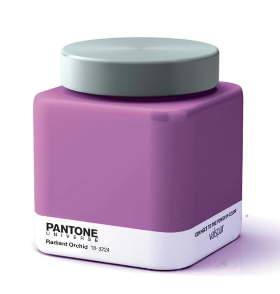 Pantone reveals 2014 Color of the Year