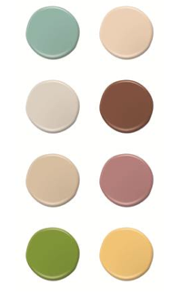 Paint companies put forth their 'colors of the year'