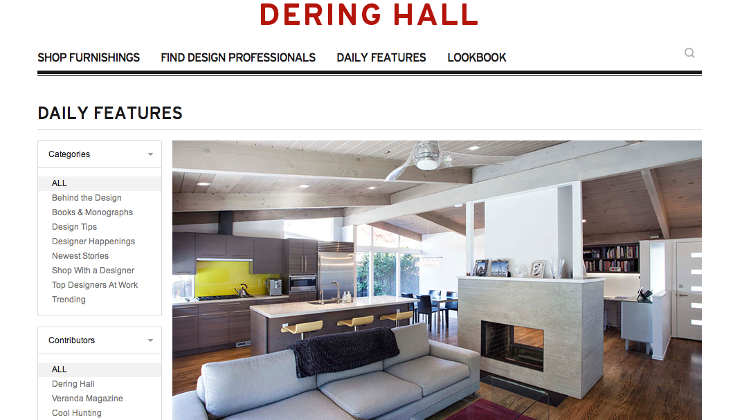 Dering Hall joins forces with shelter publications