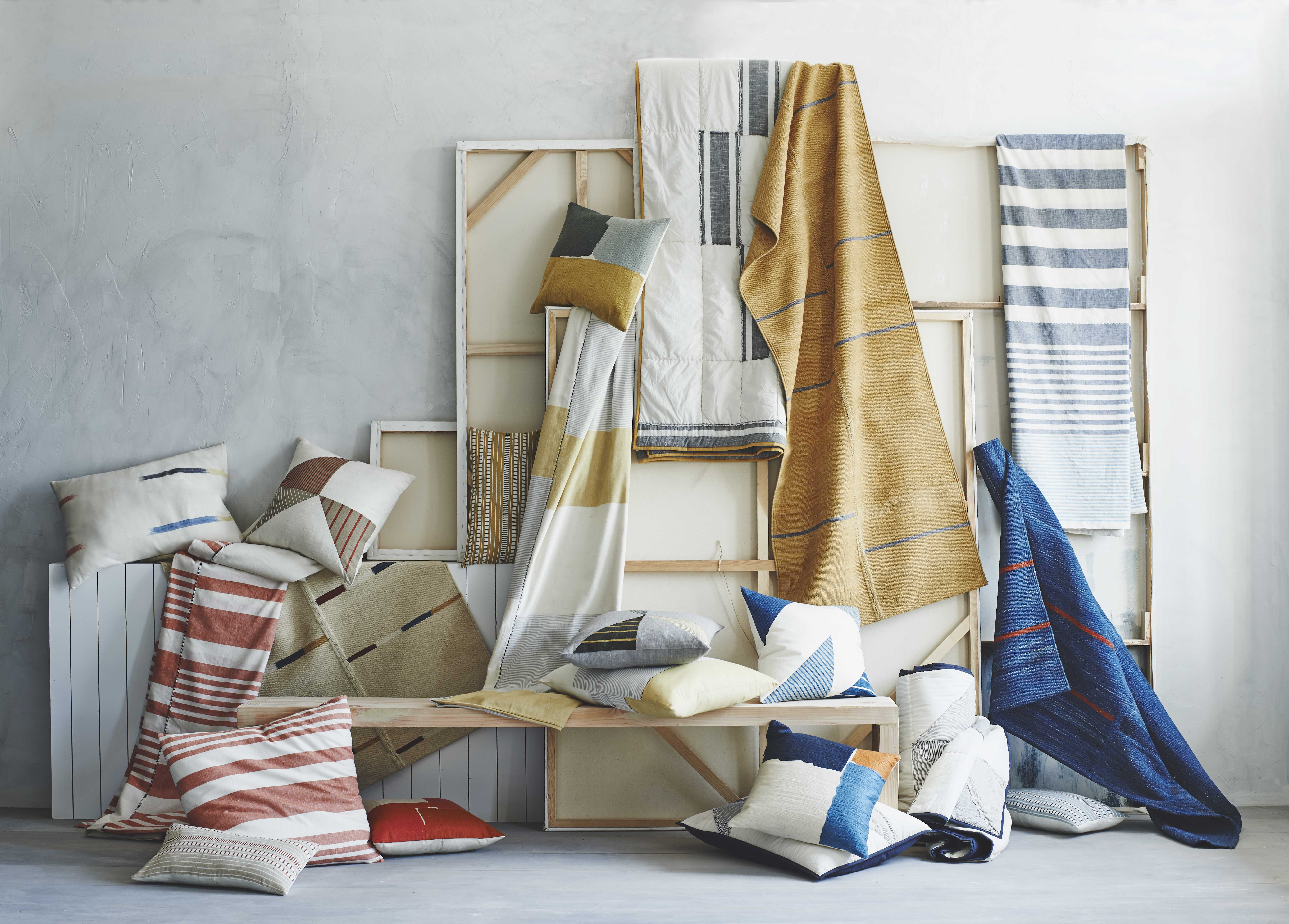 Fashion designer takes a crack at interiors with West Elm