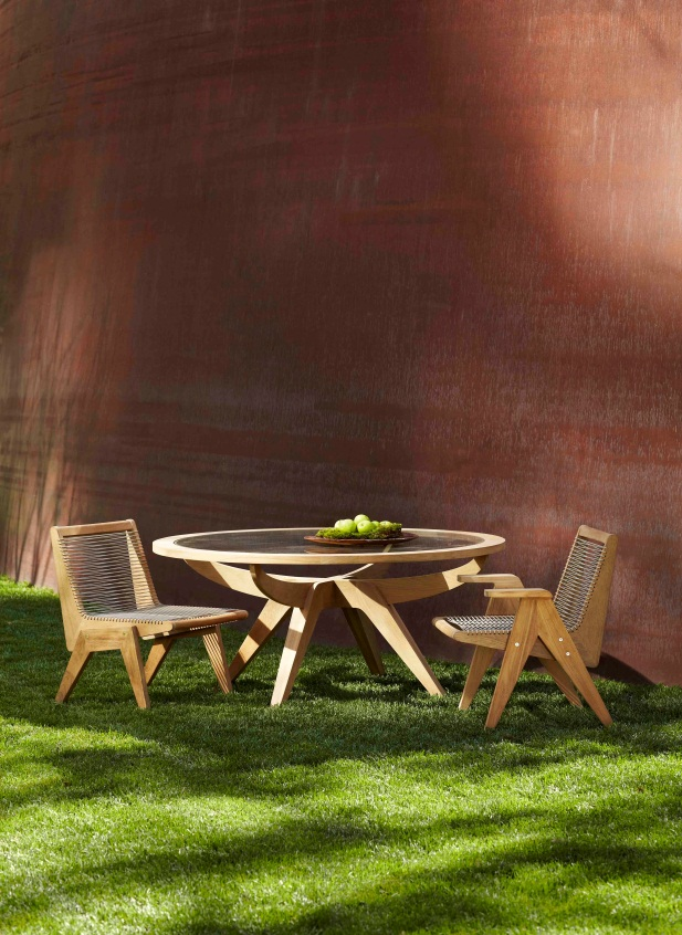 Rose Tarlow and Sutherland collaborate on outdoor line