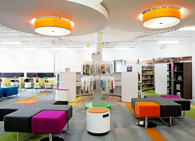 What Is The Future Of Library Interiors