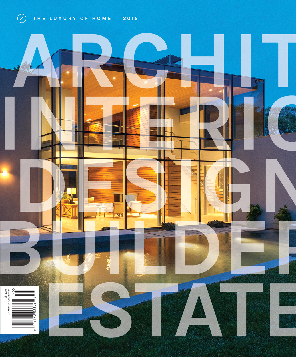 SANDOW releases two new design publications