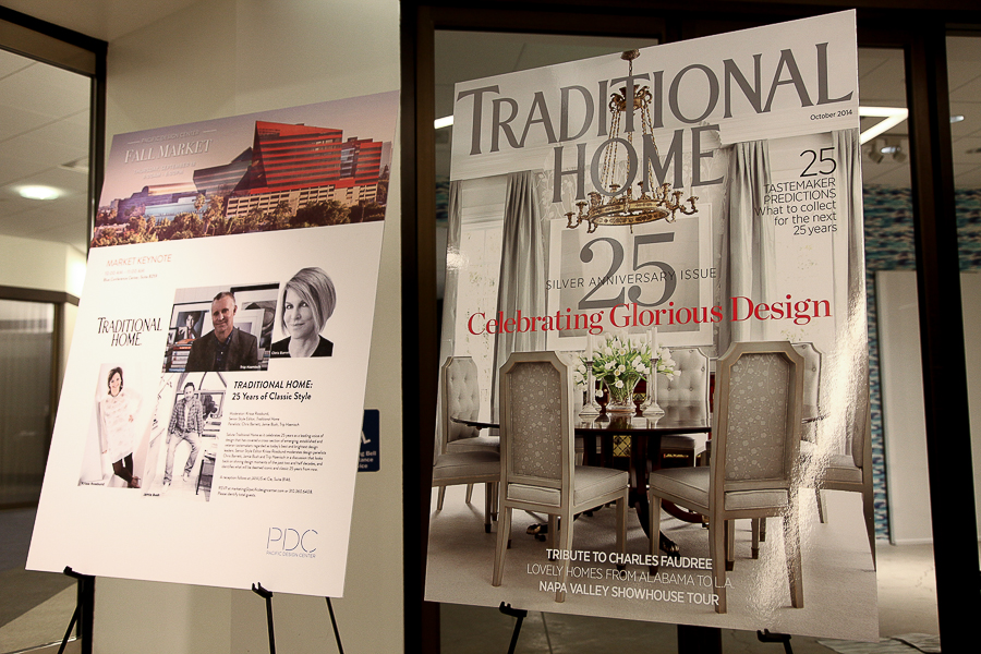 Traditional Home celebrates 25th anniversary at PDC Fall Market