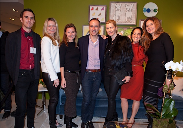 NYC&G celebrates first anniversary and Rising Stars