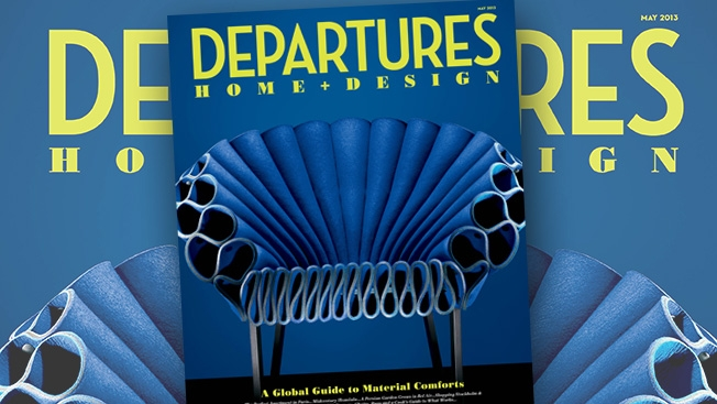 Departures launches Home + Design issue