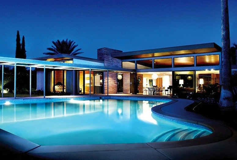 Tours Of Frank Sinatra Home Palm Springs
