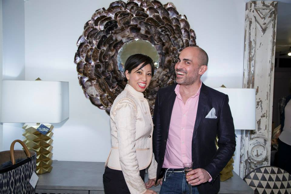 Global Home's flagship hosts grand opening party