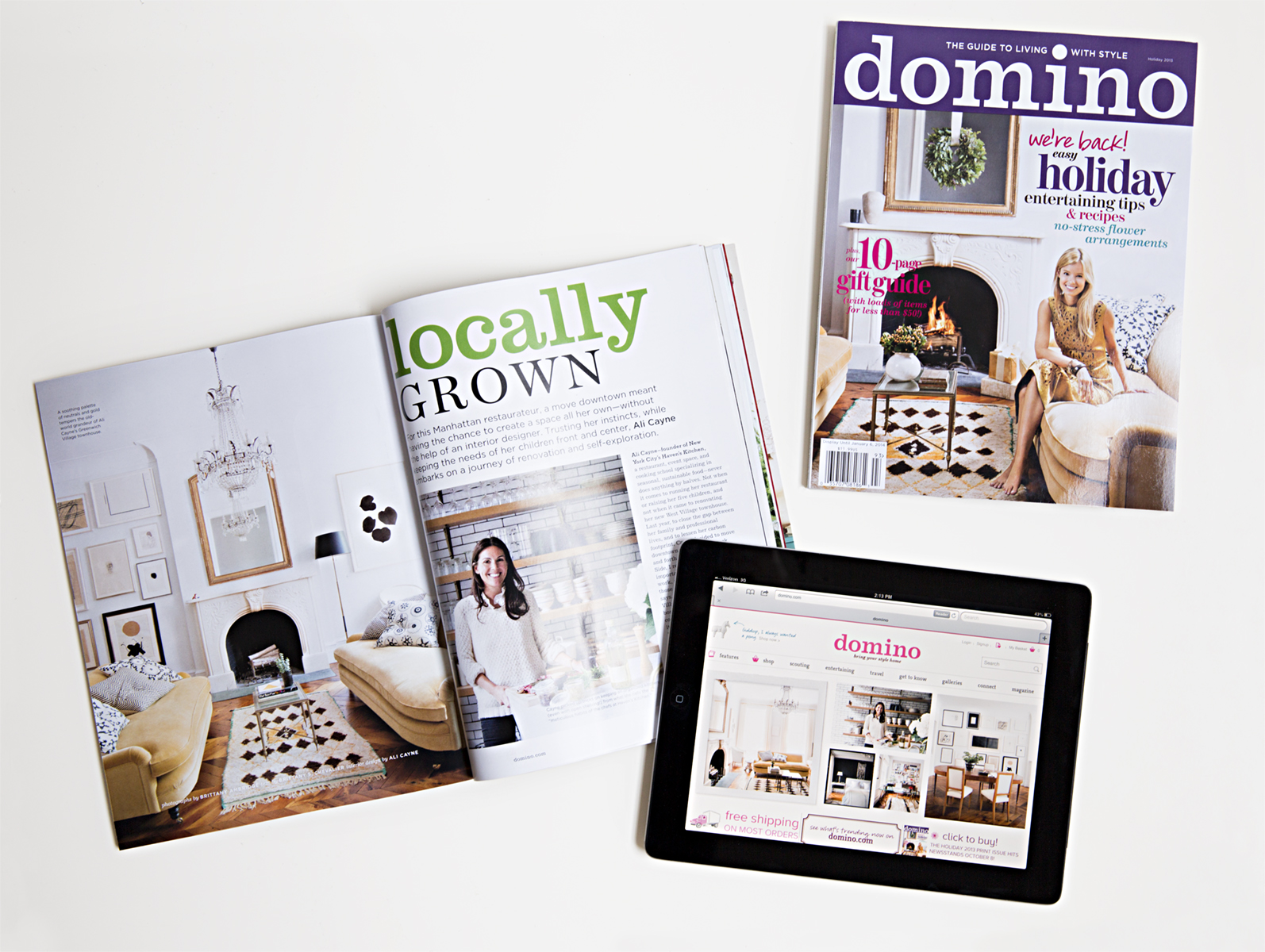 Domino relaunches as content-commerce hybrid