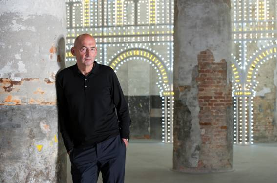 Rem Koolhaas designs exhibition for Venice Biennale
