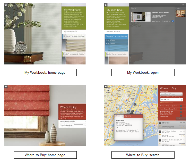 Hunter Douglas launches window treatment try-on app
