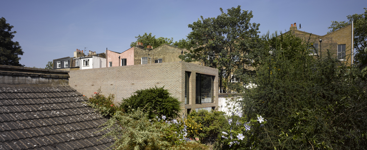 King's Grove house wins RIBA's Stephen Lawrence Prize
