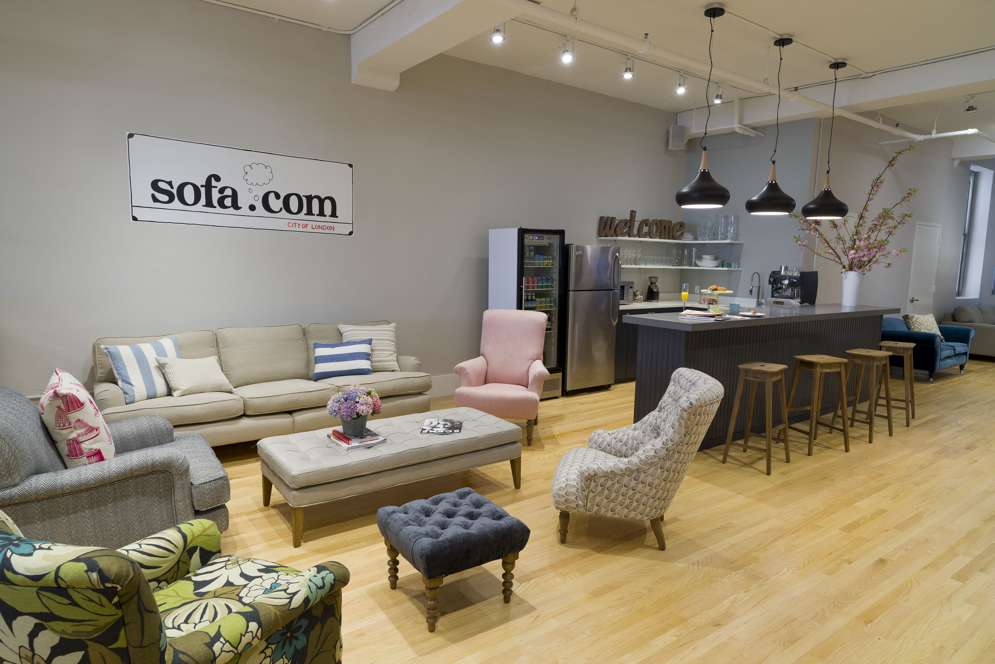 Sofa.com takes innovative approach to furniture retail