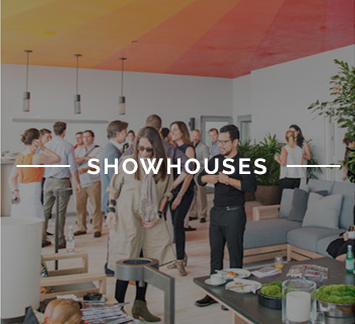 Showhouse Events button