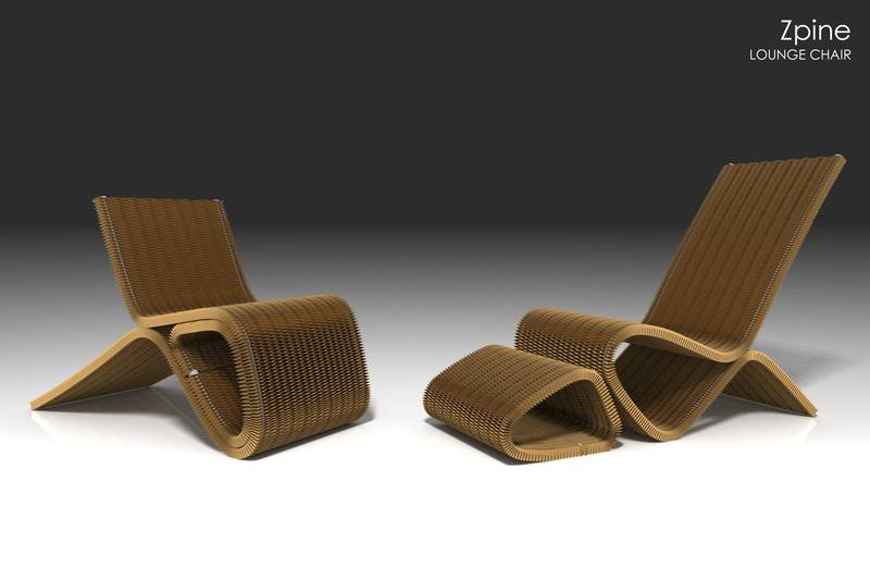 "One Good Chair finalists ""use less, make more"""