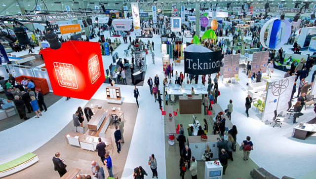 Neocon east is back for 11th annual baltimore edition for Pool trade show 2015