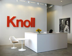 Knoll announces plans to distribute in India