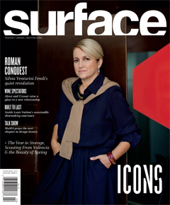 Sandow acquires Surface Magazine, creates China editions