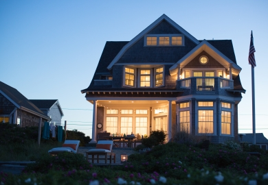 The Editor At Large Sunbrella Reimagines Beach House For Perspective Ne