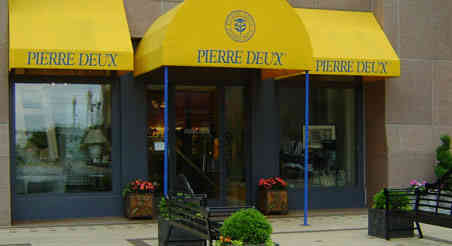 Pierre Deux closes stores nationwide, files bankruptcy