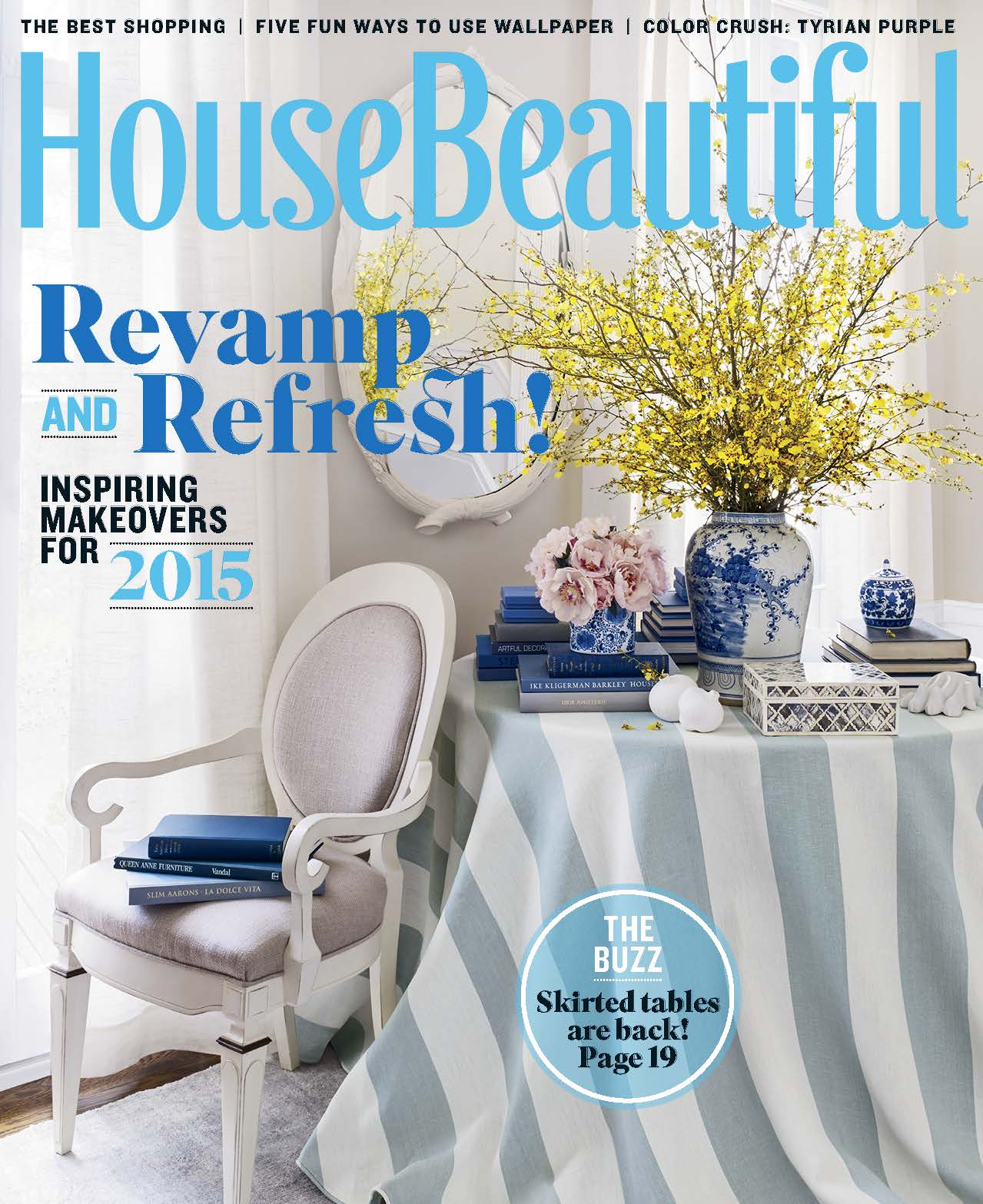 Sophie Donelson named editor in chief of House Beautiful