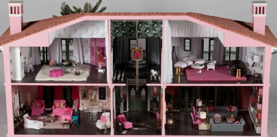 The Editor at Large > LA designers transform dollhouses, raise ...